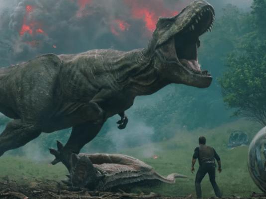 Jurassic World Fallen Kingdom Box office Collection