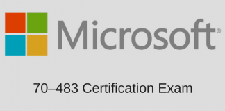 What Is the Best Way to Prepare for Microsoft 70-483 Exam?