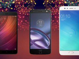 Top Smartphones Under Rs 25000